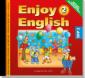А/к (CD MP3) Enjoy English 2 КЛАСС Английский с удовольствием  (ФГОС) (Титул)