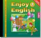 А/к (CD MP3) Enjoy English 3 КЛАСС Английский с удовольствием (ФГОС) (Титул)