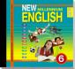 А/к (CD MP3) New millenium English- 6 (Титул)