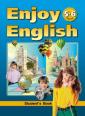 Биболетова Enjoy English- 3 (5-6 класс) Учебник (Титул)