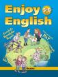 Биболетова Enjoy English- 3 (5-6 класс) Книга для чтения (Титул)