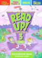 Костюк Книга для чтения  Read up  для 3 класса (Титул)