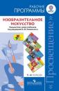 Неменский  Изобразительное искусство. Рабочие программы. 1-4 класс