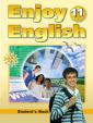 Биболетова Enjoy English 11 кл (Титул) NEW