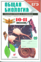 Сухова.Общая биология.10-11класс Рабочая тетрадь.Профильный уровень.